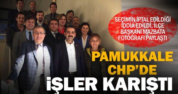 Pamukkale CHP'de seçim iptal mi değil mi, bilmecesi