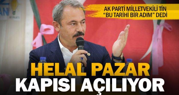 Türkiye helal pazarın kapısını açıyor