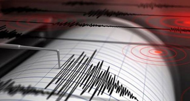 Çameli'de hafif şiddette iki deprem