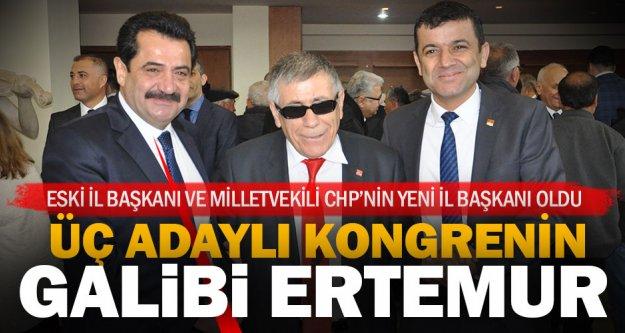 CHP Denizli'de kazanan Ertemur oldu