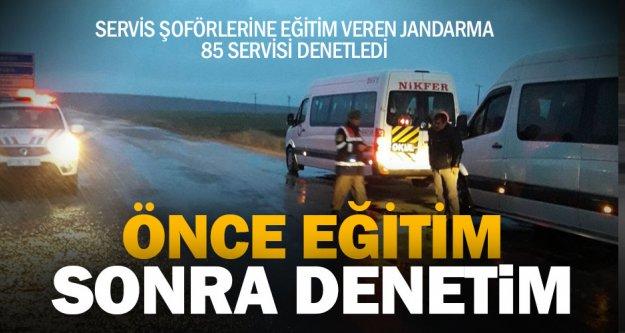 Jandarma'dan 'Çocuklar Güvende' uygulaması