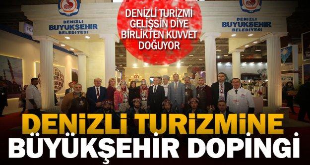 Denizli turizmine 'Büyükşehir' dopingi