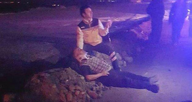 Hacıeyüplü'de iki araç çarpıştı: 7 yaralı