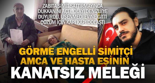 Mehmet Amca ve eşi için canını dişine takan genç