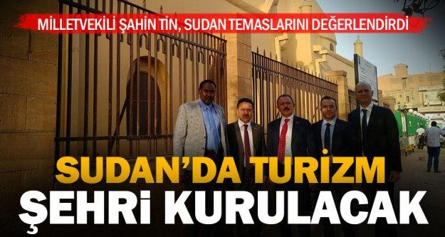 Türk iş adamları Sudan'a turizm yatırımı yapacak
