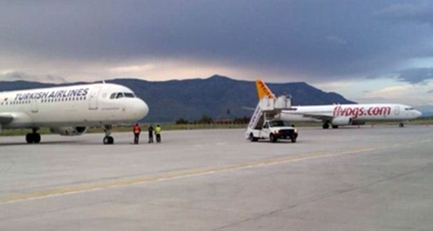Uçakla yolculukta büyük artış