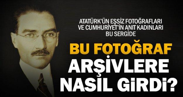 Atatürk'ün o fotoğrafını ABD'den nasıl satın aldığı anlattı