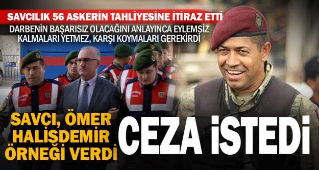 Denizli Cumhuriyet Başsavcılığı, 56 asker hakkındaki beraat kararına itiraz etti