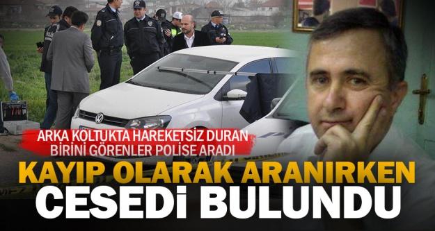 İki gündür kayıp olan Ergün Elçi'nin cansız bedeni bulundu
