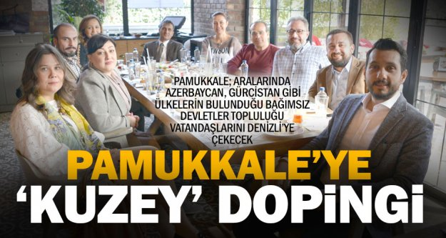 Pamukkale'nin sağlık turizmi bu toplantılarla büyüyecek