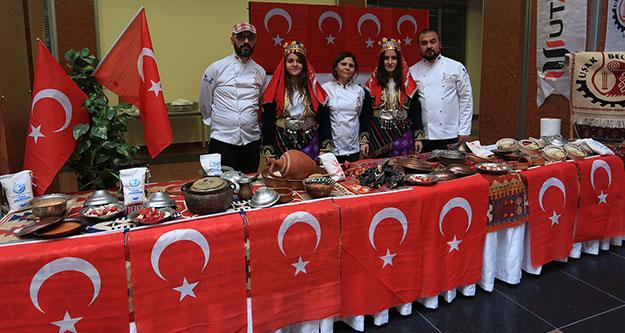 PAÜ'de Gastronomi Festivali