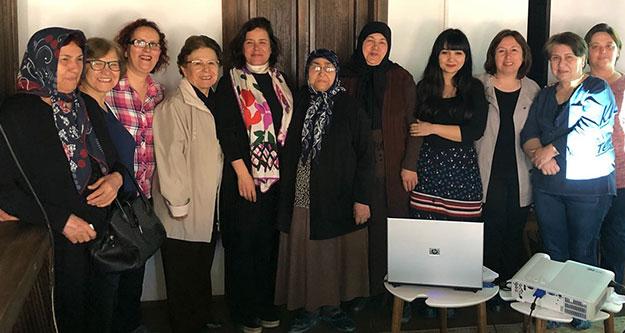 Buldanlı kadınlara 'Kız Kardeşim' eğitimi