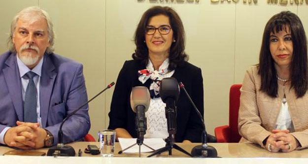 Dr. Alten, Tabip Odası'nın ilk kadın başkanı olmak için aday