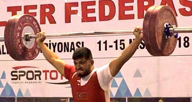 Mehmet, Türkiye Şampiyonu