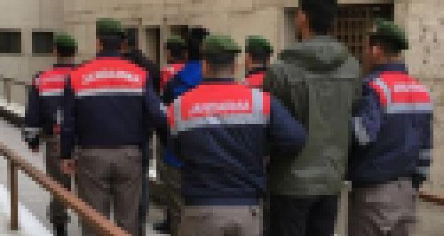 PKK propagandasına 5 gözaltı