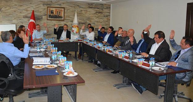 Sarayköy'ün faaliyet raporu oy birliğiyle geçti
