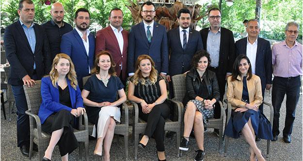BASİAD'ın yeni yönetimi görücüye çıktı