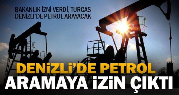 Denizli'de petrol arama başvurusuna onay