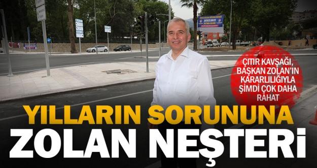 Denizli'nin kanayan yarasına Büyükşehir'den çözüm