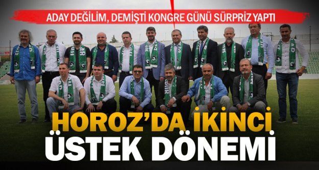 Denizlispor'da ikinci Üstek dönemi
