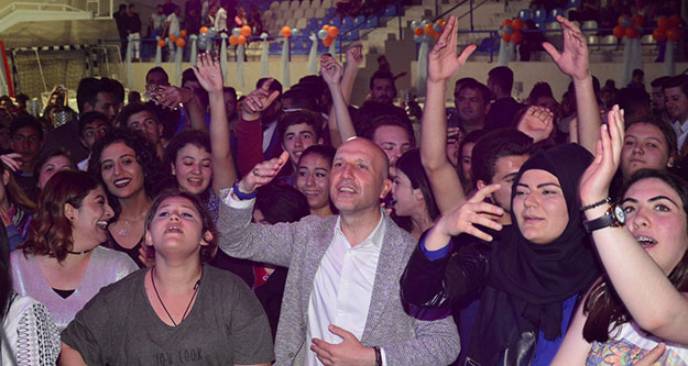 Sarayköy Belediyesi'nden Gençlik Festivali