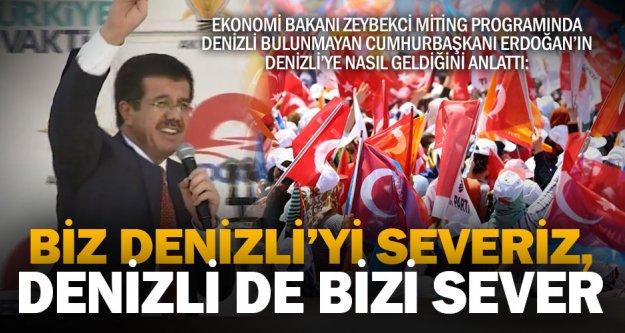 Erdoğan'ın miting programına Denizli sonradan nasıl eklendi