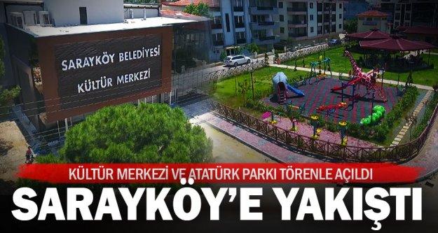 """'Hayaller gerçeğe dönüşüyor"""" sözü Sarayköy'de hayat buluyor"""