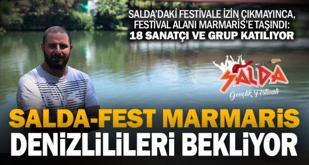 Salda-Fest Marmaris, 29 Haziran'da başlıyor