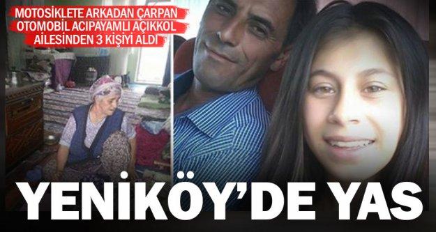 Acıpayam Yeniköy'de yas