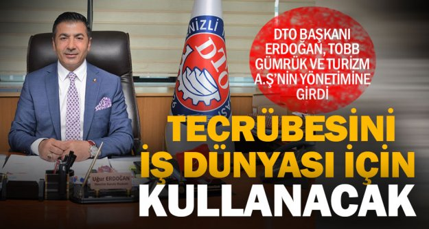 DTO Başkanı Erdoğan'a bir görev daha