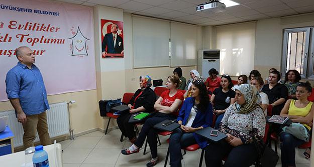 Kadın Meclisi'nden girişimcilik eğitimi