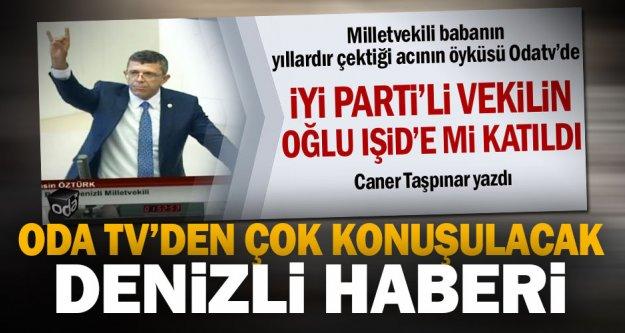 Yasin Öztürk'ün oğlu İŞİD'e mi katıldı?