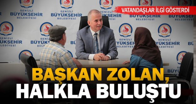 Başkan Osman Zolan'la Halk Günü'ne yoğun ilgi
