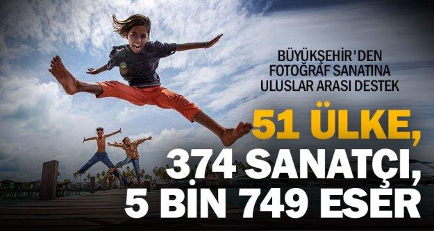 Büyükşehir'den uluslar arası fotoğraf yarışması