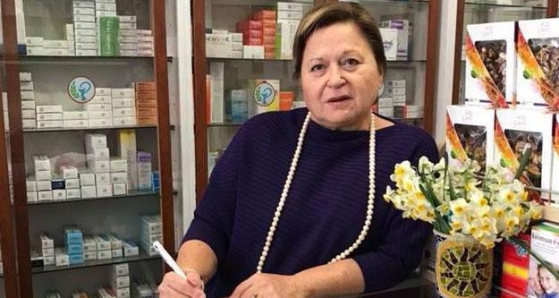 Eczacı Nilgün Dağdeviren vefat etti