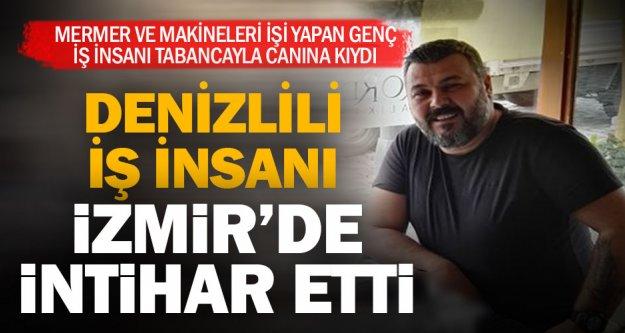 İzmir'den Denizli'ye acı haber