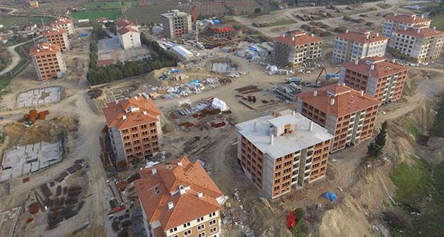 Sarayköy'de 85 TOKİ sahiplerini buluyor