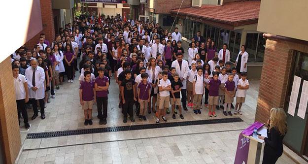 Uğur Okulları'nda yeni eğitim - öğretim yılı heyecanı
