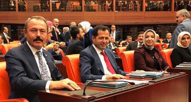 AK Parti Milletvekili Tin'den yeni yasama yılı mesajı