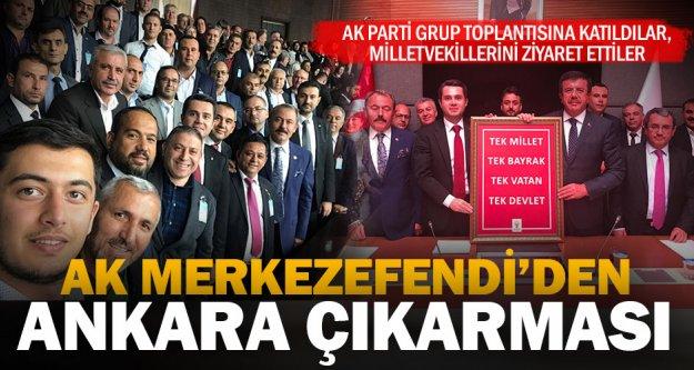 Ankara'da Merkezefendi rüzgarı
