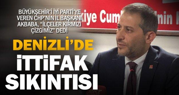 CHP, Büyükşehir'i verdi ama ilçeleri vermek istemiyor