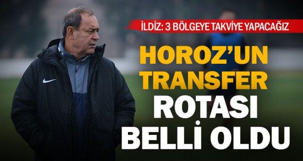 Denizlispor transferde rotayı belirledi