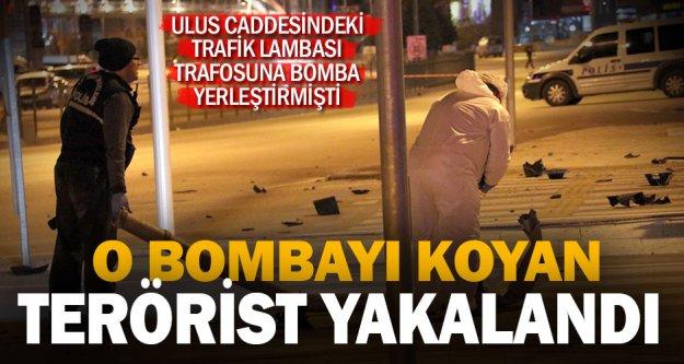 Denizli'yi bombalayan terörist yakalandı