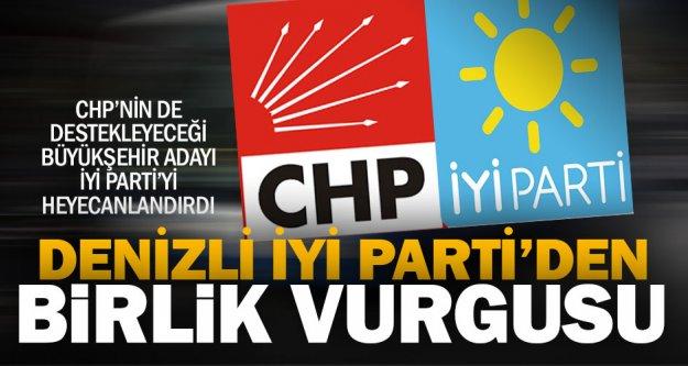İYİ Parti'de ittifak heyecanı