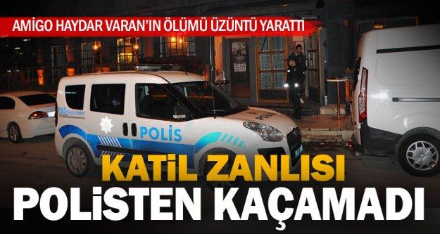 Restoranda çıkan kavgada Denizlispor amigosu öldü