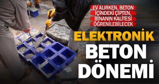 Elektronik Beton İzleme Sistemi Denizli'de de uygulanmaya başlandı
