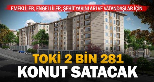 TOKİ, Kayaköy'deki 2 bin 281 konutu satacak