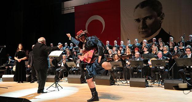 Büyükşehir'den Çanakkale Zaferi Özel Anma Konseri