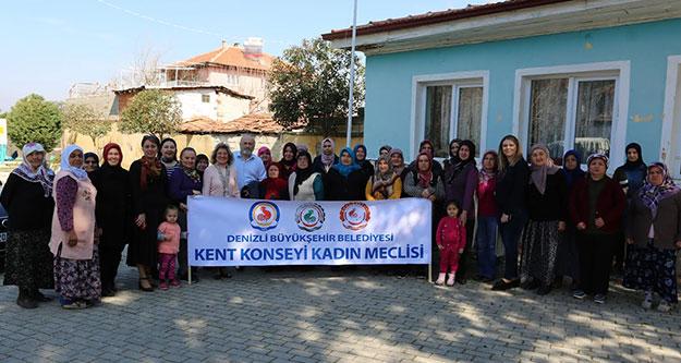Kadın Meclisi'nin eğitim programları sürüyor