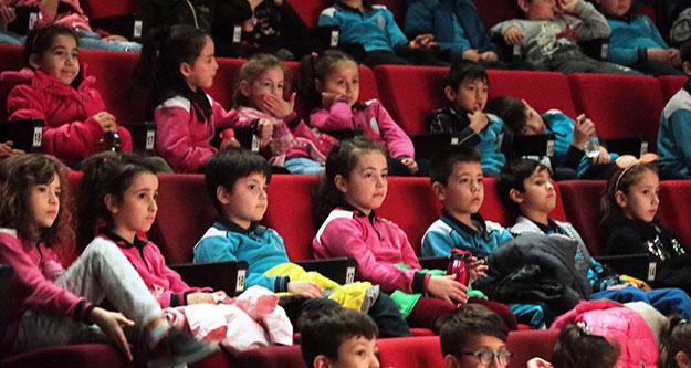 Çocuklara tiyatro: 80 günde devri alem